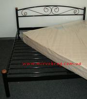 Металлическая кровать Вероника (Верона)