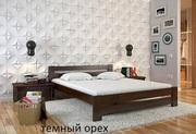 кровать из дерева недорого